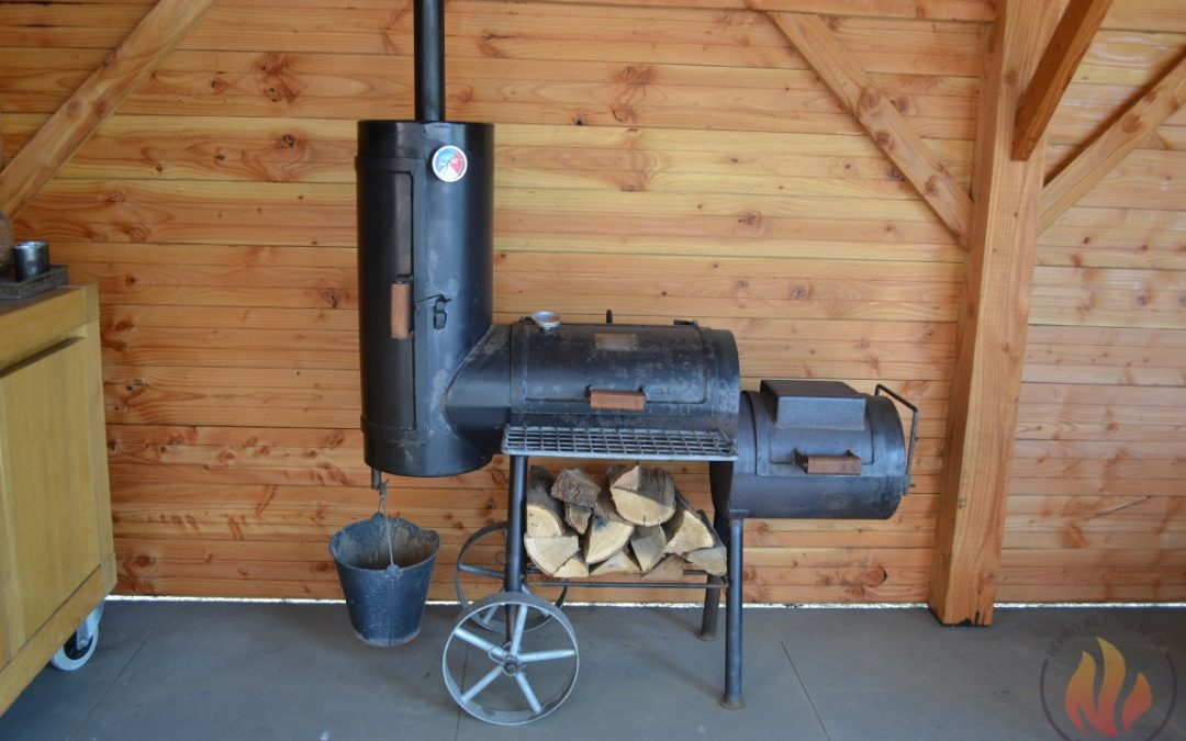 Oklahoma Country Smoker 13 inch review