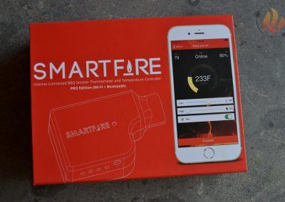 Smartfire BBQ Controller review