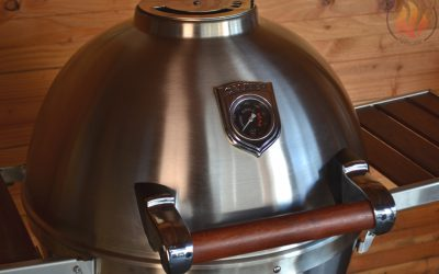 Caliber Pro Kamado review