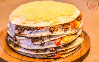 Tortilla taart