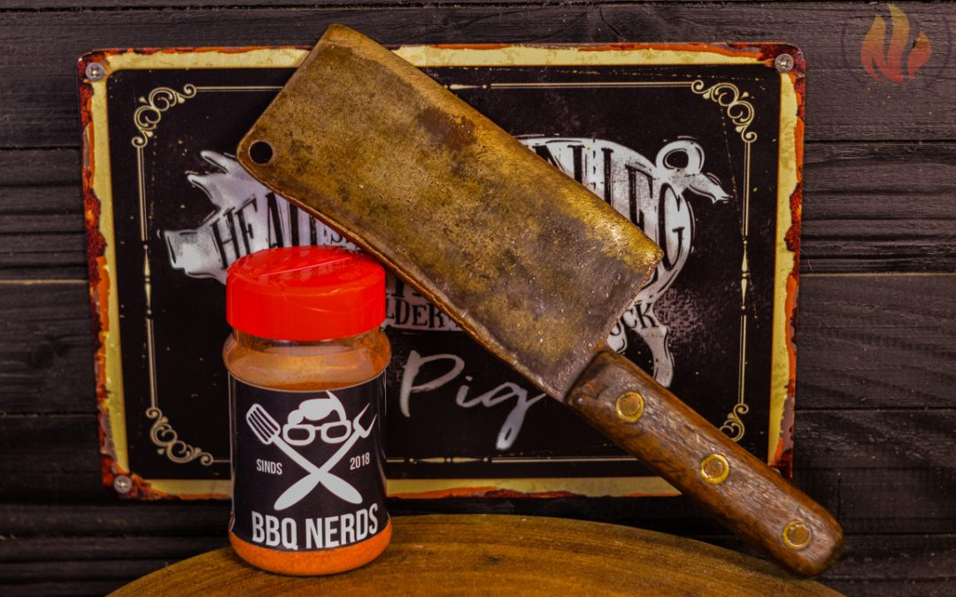 BBQ Nerds Rub